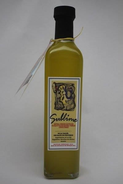 We are proud to introduce you to Sublime Extra Virgin Olive Oil. Exclusively available to our food family members in Western Canada, this organically grown, hand-picked, hand-pressed, single-estate olive oil is lovingly and painstakingly prepared in France on the farm of Right Honourable Adrienne Clarkson. 24 bottles are available now. But only for a limited time.