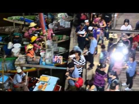Floating Market in Hat Yai