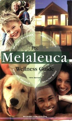 the ultimate guide to using melaleuca products. This is a must-have book for any Melaleuca customers. It gives you what Melaeluca products to use to solve many issues with household issues, lawn and garden, personal care, and even pets too! Check it out!