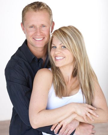 Celeb Marriage Mentors: Candace Cameron Bure. I love how their family is Christ centered. <3