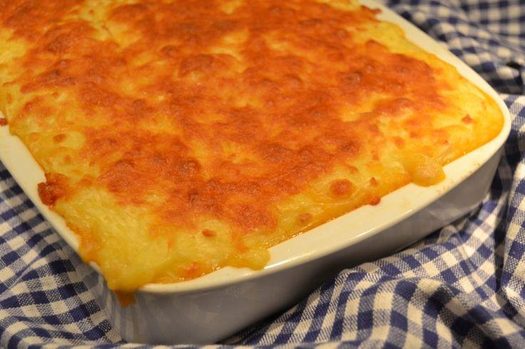 """""""Kartoffelmos-lasagne"""" – a la Shepherd's Pie…"""