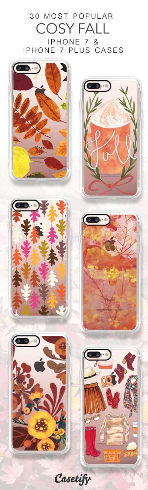 30 Most Popular Cosy Fall iPhone 7 Cases & iPhone 7 Plus Cases here > https://www.casetify.com/collections/top_100_designs#/?vc=fibM4qAnSQ