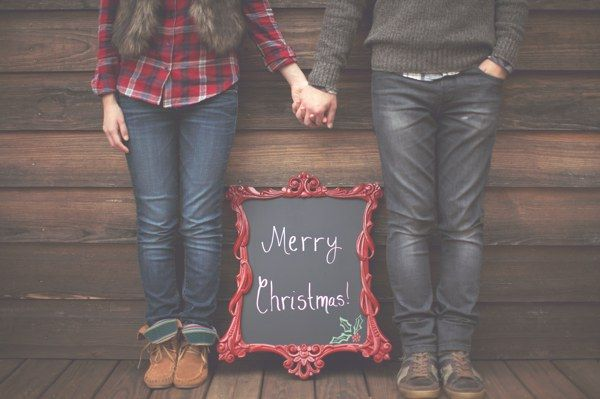 Christmas card picture ideas - Photos by Haley Sheffield.: Christmas Cards, Card Idea, Christmas Pictures, Engagement Photo, Photo Ideas, Christmas Couple, Christmas Photos, Picture Ideas