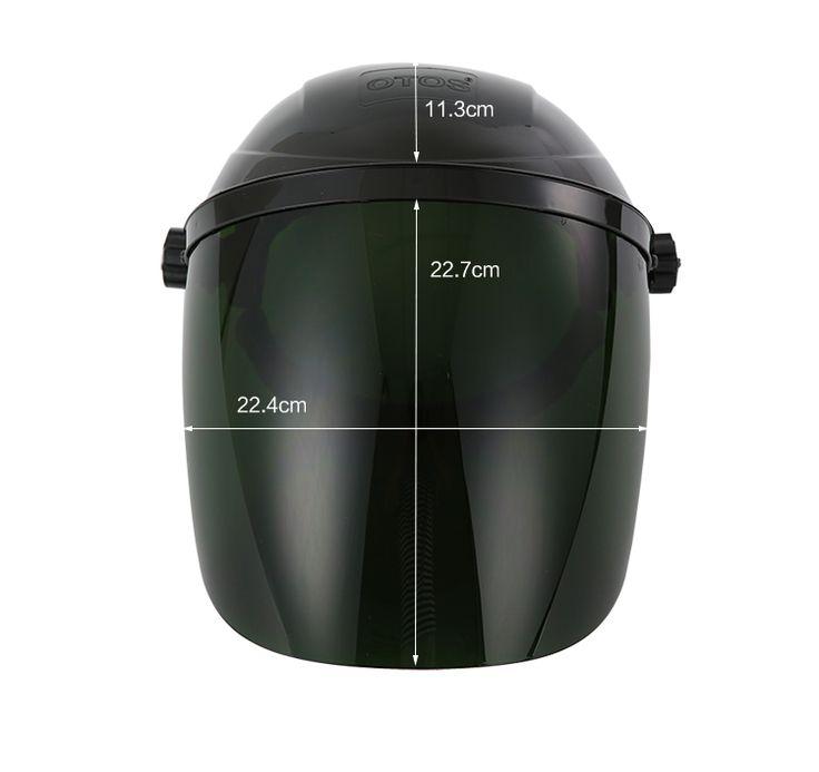 $16.90 (Buy here: https://alitems.com/g/1e8d114494ebda23ff8b16525dc3e8/?i=5&ulp=https%3A%2F%2Fwww.aliexpress.com%2Fitem%2FLight-Weight-300g-Welding-Helmet-Welding-Mask-Welding-Glass-Welder-Cap-TIG-MIG%2F32729445571.html ) Light Weight  300g Welding Helmet Welding Mask Welding Glass Welder Cap TIG MIG for just $16.90
