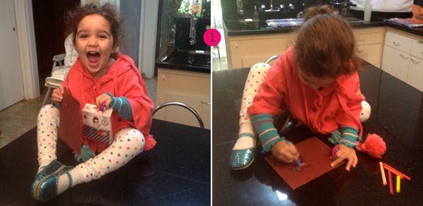 Customizando roupas para crianças: parte 1