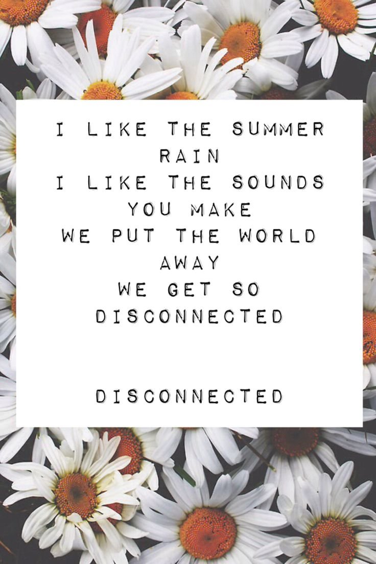 5 Seconds of Summer // Disconnected