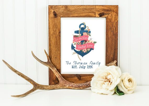 best 25+ anchor wall art ideas on pinterest | nautical decorative