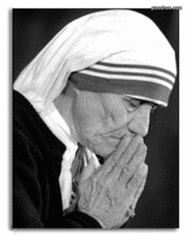 View This Collection Of Famous Mother Teresa Quotes About God, Love,  Poverty, Giving And Serving Others.Mother Teresa Devoted Her Entire Life.