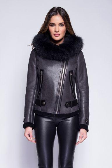 Collection Femme Hiver 2015-2016 | GIORGIO & MARIO Paris - Site OFFICIEL - Vestes, manteaux et blousons en cuirs et fourrures