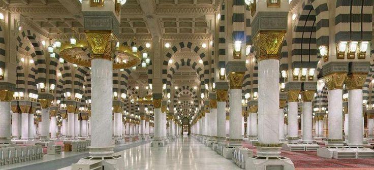 Photo Masjid Nabawi :A Walk into Masjid Nabawi :Photo Album.For more Hajj related articles,Visit Islam Hashtag.