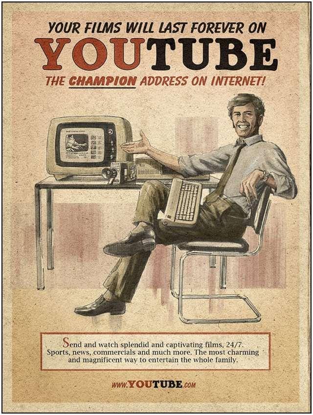 Vintage Media Youtube