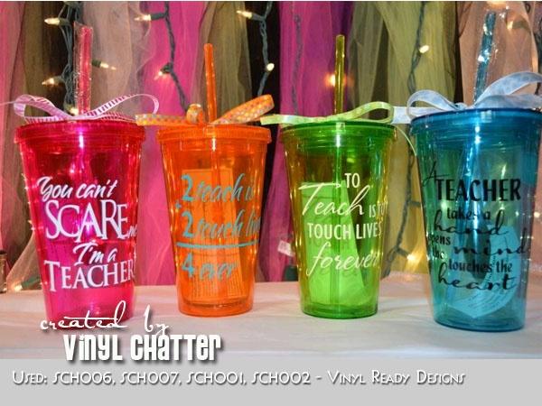 Best Images About Cricut Crafts On Pinterest Vinyls Address - Vinyl cup designs