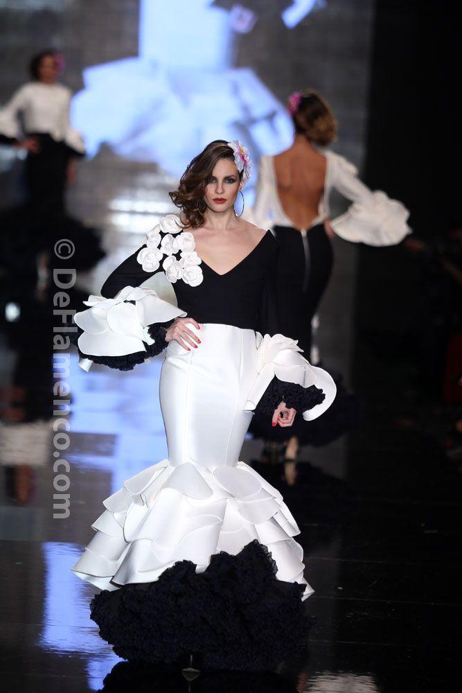 Fotografías Moda Flamenca - Simof 2014 - Juana Martin 'Amaya' Simof 2014 - Foto 18