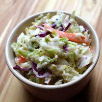 Spicy Southern Coleslaw