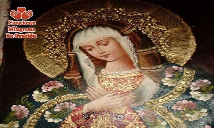 Oración a la virgen de la Abundancia para Enriquecerse ( Recítala diariamente y tu vida dará un giro milagroso) La palabra hablada y la fe, cuando se unen,