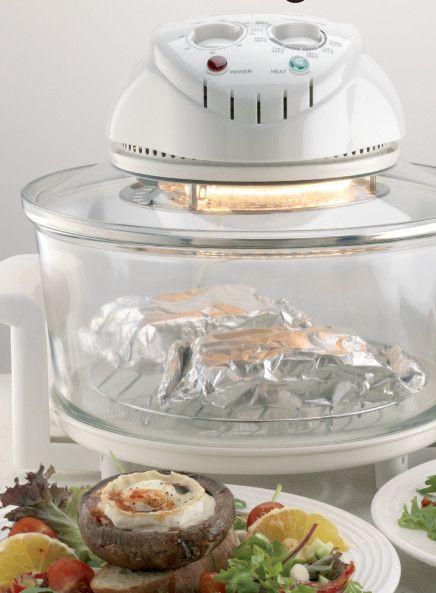 Halogen oven cooking - recipes