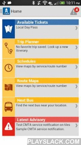 CapMetro  Android App - playslack.com ,  The official Cap Metro App offers customer quick trip planning tools, online ticketing, real-time arrival information and other great features to make riding easy. It is the first app of its kind to offer mobile ticketing in the Austin area and one of the only in the country. Whether you're at home, on the go or on the bus, pull up the app to access the Trip Planner tool and easily buy tickets. Not sure how to get there? With schedules and route maps…