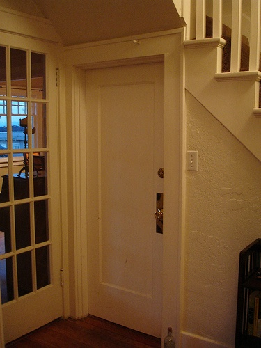 Under Stair Doors : Best images about under stairs storage on pinterest