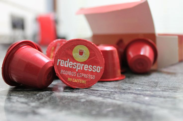 A review of Redespresso's famous tea pod!