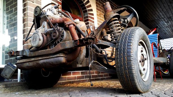 styling of the car on madmax