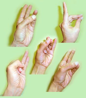Yoga Mudras : Mudras mean gestures adopted during pranayams and meditations that directs flow of energy into our body.