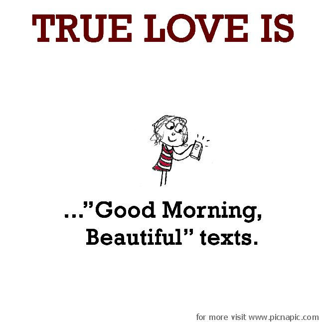True Love is .........?