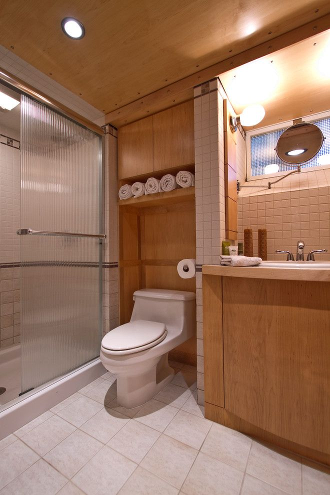 Cabinet and shelf over toilet
