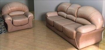 divan (sofa) sienna  armchair 3D Model-   divan (sofa) sienna  armchair - #3D_model #Halls,#Home and Office Furniture Collections,#Other Home and Office Furniture