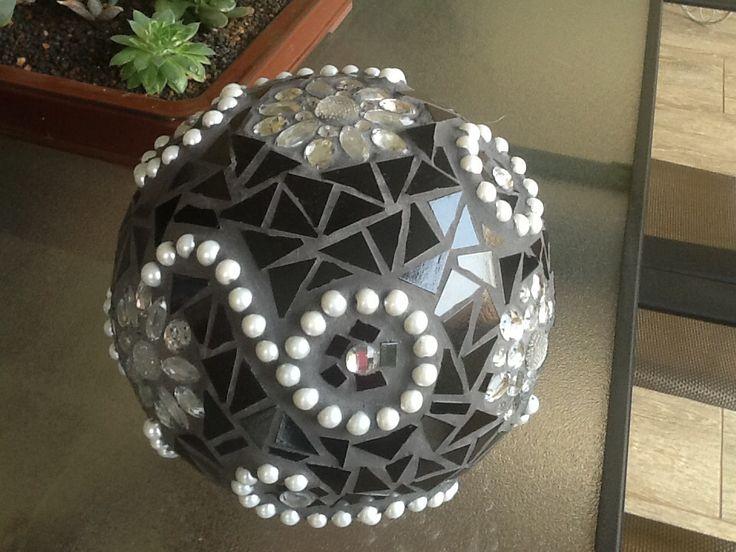 My gazing ball