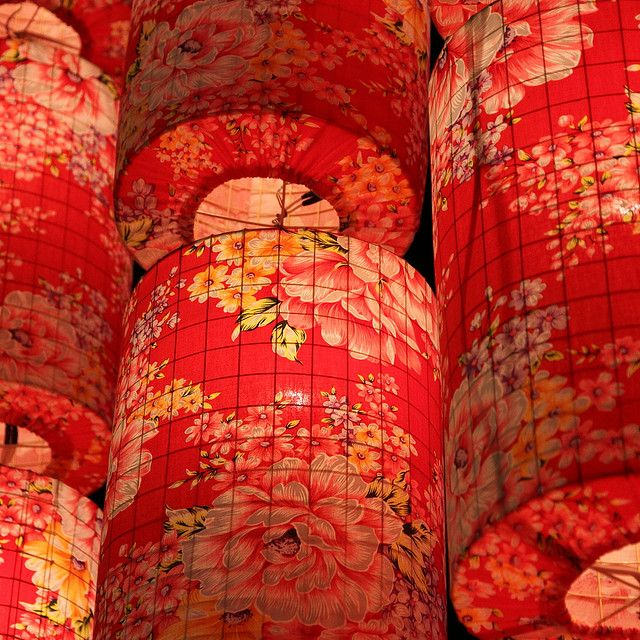 Chinese New Year Lantern Decoration in 2020 Lanterns