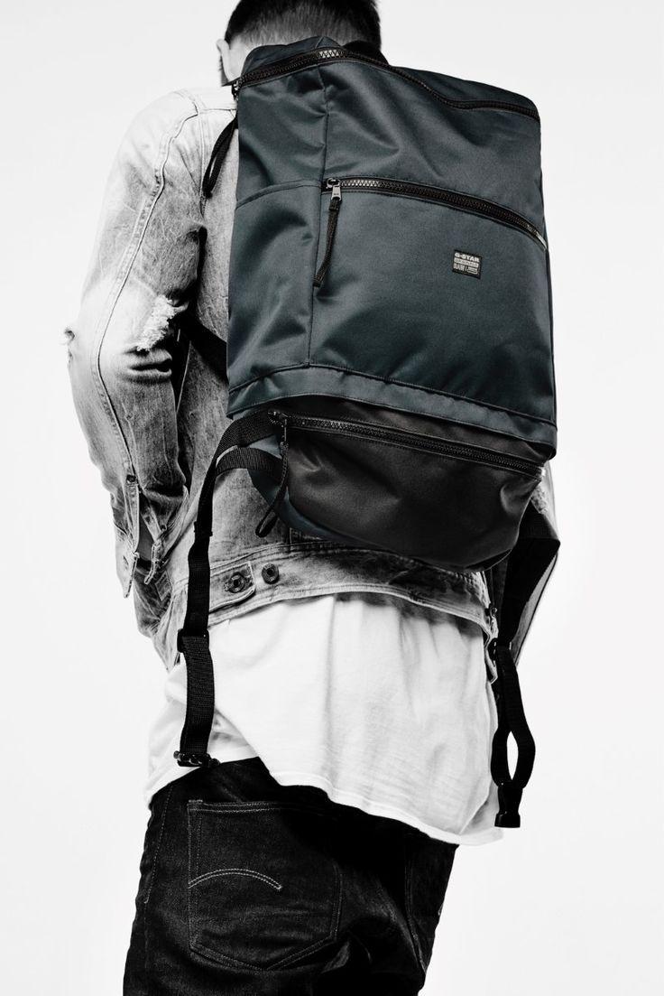 Originals Detachable Backpack L'ingénieur sac à dos 2 en 1 de G-Star RAW