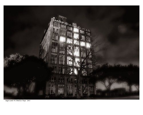 """""""Sugarland, Fort Bend County, Texas"""" by Tommy Lavergne, digital photographic print, 2011, 16""""x20"""" www.thornwoodgallery.com"""