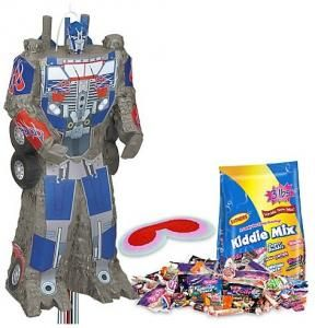 Transformers Optimus Prime Pinata Kit