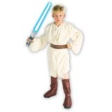 Star Wars Childs Deluxe Obi-Wan Kenobi Costume, Small
