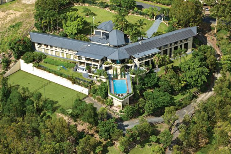 Out of our price range put pinned for posterity, Hinterland Mansion, Gold Coast, Australia