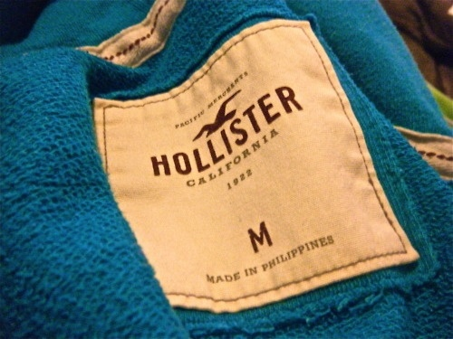 Hollister fashion