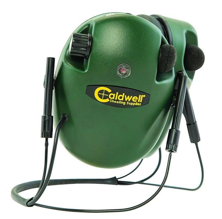 Caldwell Shooting Ear Muffs Low Profile E-Max Electronic Hearing Protection Mens #Caldwell