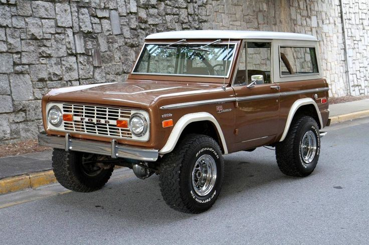 1974 Ford Bronco Sport Maintenance/restoration of old/vintage vehicles: the material for new cogs/casters/gears/pads could be cast polyamide which I (Cast polyamide) can produce. My contact: tatjana.alic@windowslive.com