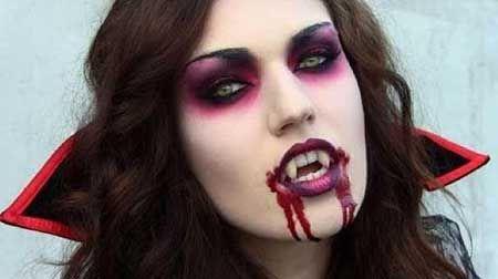 Como Fazer Fantasias de Vampira Passo a Passo