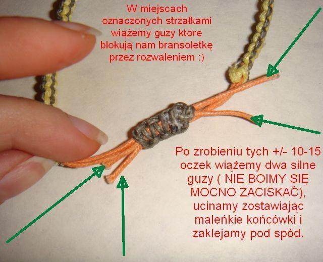 K-Mea Handmade : Kurs na makramowe bransoletki w 27 prostych krokach / How to do…