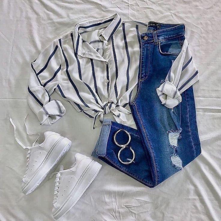 """Outfit-Ideen auf Instagram: """"Welches … – #coreana #Ideen #Instagr"""