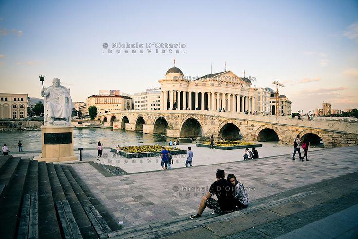 Skopje, Republic of Macedonia