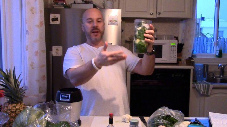 comment faire un jus de légume qui améliore le plaisir sexuel