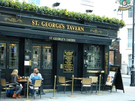 St George's Tavern in Pimlico, Greater London