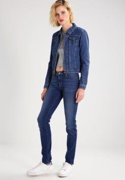 ONLY - ONLDARCY - Kurtka jeansowa - medium blue denim