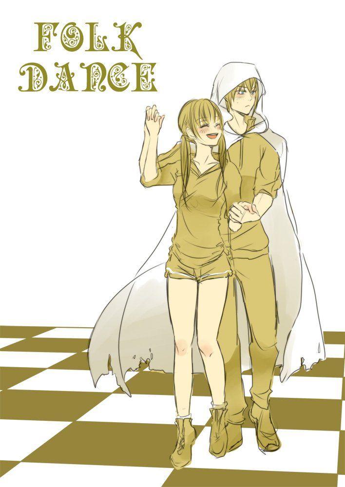 "tsugumi on Twitter: ""山姥切とマイムマイム。体育祭前的なムード #刀と踊る https://t.co/xxnZq3OoK2"""