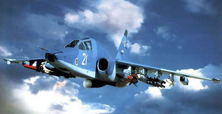 Су-39 – перерождение штурмовика Су-25