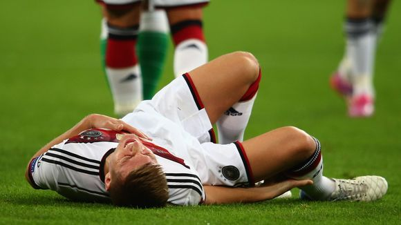 Deutschland – Irland: Was ist nur mit dem Weltmeister los? 15. Oktober 2014  08:53    Toni Kroos