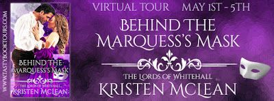 Teatime and Books: Virtual Tour & Giveaway ~ Behind the Marquess's Ma...