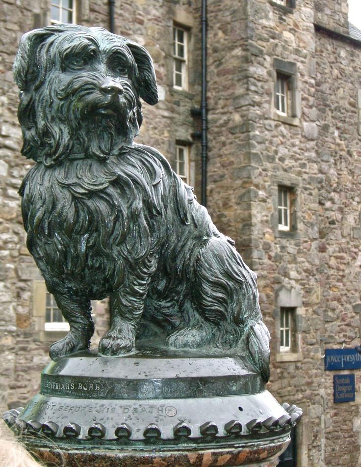 Can Dogs Go To Edinburgh Castle
